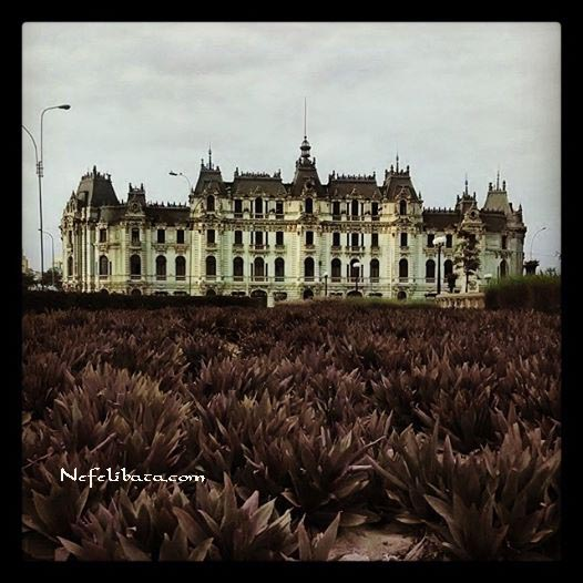 Caleidoscopica Lima Colonial by Carola Solis